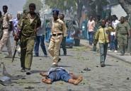 Somalie: au moins 5 tués dans deux attentats