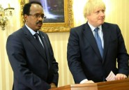 Somalie: visite surprise de Boris Johnson