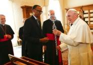 """Génocide au Rwanda: le pape """"implore le pardon de Dieu"""""""