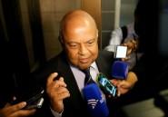 Afrique du Sud: Zuma bien décidé