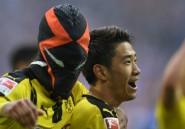 Allemagne: Aubameyang menacé de sanctions pour son masque de catcheur