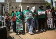 Afrique du Sud: l'incertitude politique menace l'économie du pays
