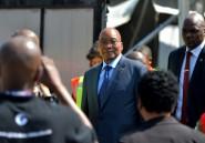 Afrique du Sud: l'ANC soutient Zuma pour calmer le jeu