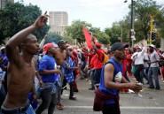 Afrique du Sud: nouvelles manifestations anti-Zuma