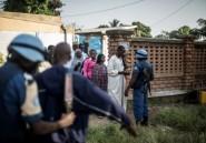 Centrafrique: les Etats-Unis sanctionnent deux chefs de milice