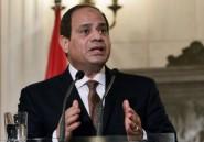 Face au pape copte, Sissi promet de traquer les responsables des attentats