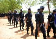 Burkina: manifestation de policiers au sujet de la protection d'entreprises privées
