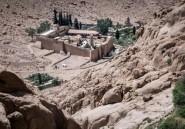 Egypte: un policier tué près du monastère de Sainte-Catherine