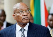 Afrique du Sud: lancement d'un mouvement contre le président Zuma