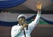 Kenya: nouveau duel présidentiel entre Odinga et Kenyatta