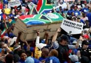 Afrique du Sud: nouvelle manifestation contre Zuma
