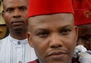 Nigeria: libération d'un leader indépendantiste biafrais