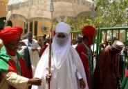 Nigeria: enquête pour corruption sur l'influent émir de Kano
