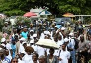 Gabon: des syndicalistes dispersés par les forces de l'ordre