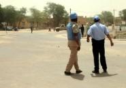 Attaque au Mali: un mort non identifié, neuf Casques bleus blessés