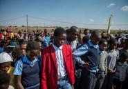 Afrique du Sud: violents incidents sur fond de racisme dans le nord-ouest