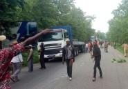 Côte d'Ivoire: des centaines d'ex-rebelles ont bloqué l'entrée de Bouaké