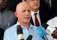 L'ex-otage Thierry Frezier, enlevé au Tchad, est arrivé en France