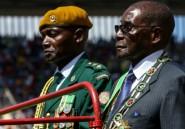 Zimbabwe: Mugabe ne s'endort pas en public, il repose ses yeux