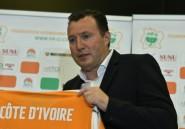 Côte d'Ivoire: Marc Wilmots convoque 27 joueurs pour sa première liste