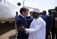 Macron au Mali pour donner une nouvelle dimension
