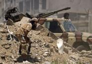 Libye: les forces loyales