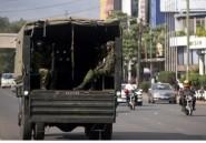 Huit policiers kényans tués dans deux attentats