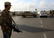 Libye: violents affrontements dans le sud de Tripoli