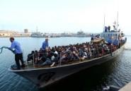 Méditerranée: des dizaines de morts et 10.000 migrants secourus en 4 jours