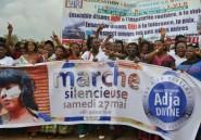 Burkina: Marche silencieuse après l'agression d'une artiste par une foule