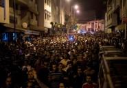 Maroc: nouveaux rassemblements