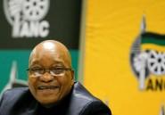 Afrique du Sud: le président Zuma garde la confiance de son parti