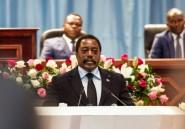 RDC: Kabila en visite au Kasaï après huit mois des violences