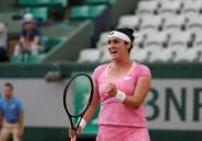 Roland-Garros: la Tunisienne Jabeur au 3e tour, une première pour un pays arabe