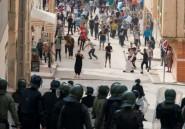 Maroc: affrontements entre manifestants et policiers dans une localité du nord