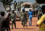 Centrafrique: des Casques bleus congolais menacés d'expulsion