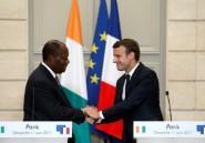 France et Côte d'Ivoire vont renforcer leur coopération militaire