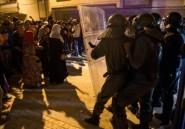 Maroc: affrontements nocturnes entre manifestants et policiers