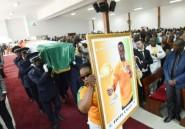 Côte d'Ivoire: ultime hommage au footballeur Cheick Tioté