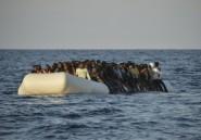Méditerranée: au moins 126 migrants disparus après un naufrage