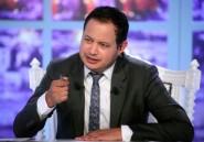 Tunisie: un animateur vedette de nouveau détenu pour escroquerie
