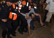 """Maroc: les critiques se multiplient contre la """"répression"""" dans le nord"""
