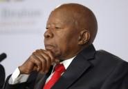 Botswana: mort de l'ancien président Ketumile Masire