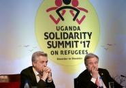 Réfugiés: 358 millions de dollars promis