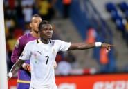 Ghana: un joueur suspendu un an de toute activité par la Fifa