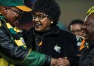 Afrique du Sud: Zuma reconnaît que les divisions minent l'ANC