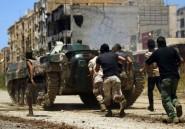 Libye: 44 soldats tués en un mois dans les combats