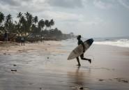 Le Ghana se rêve en nouveau paradis du surf