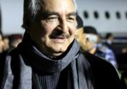 Libye: Khalifa Haftar