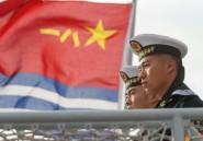 La Chine envoie des soldats